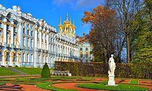 Croisières en Baltique & St Pétersbourg