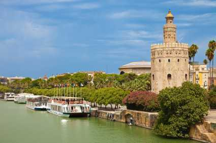 Croisières en Fluviale : Guadania, Guadalquivir