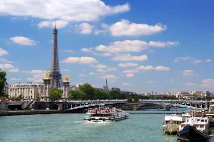 Croisières en Fluviale : Seine
