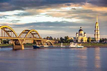 Croisières en Fluviale : Volga/Russie