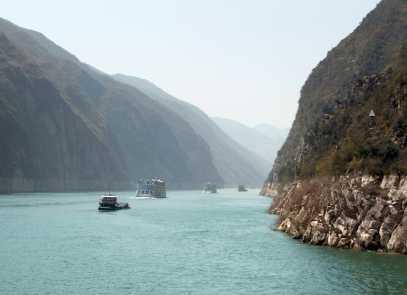 Croisières en Fluviale : Yang Tsé Kiang/Chine