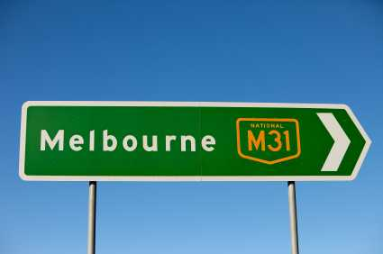 Jour 40 : Melbourne