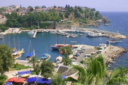 Turquie, Chypre, Liban, Égypte, Israël... avec Ponant