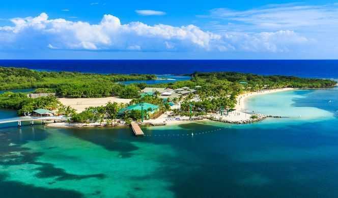 Jour 91 : Roatan Island