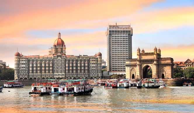 Jour 101 : Mumbai