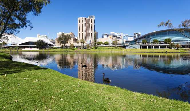 Jour 38 : Adelaide