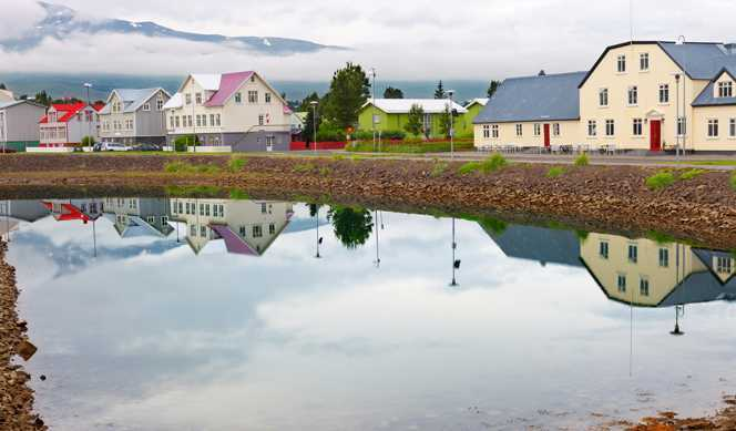 Jour 7 : Akureyri