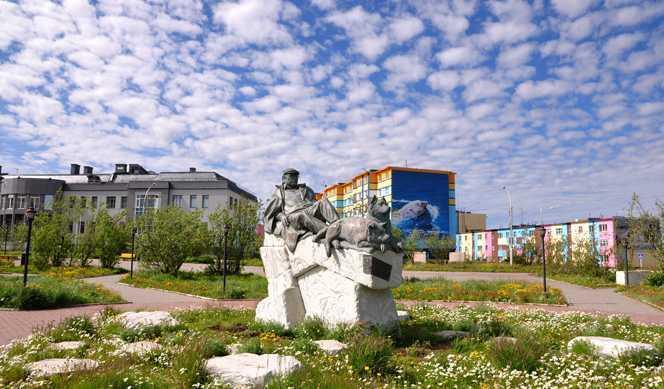 Tchoukotka et Île Wrangel avec Grands Espaces
