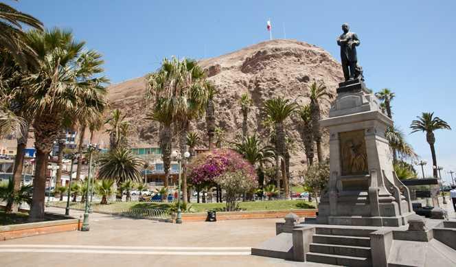 Jour 40 : Arica