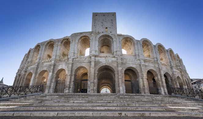 Jour 5 : Arles