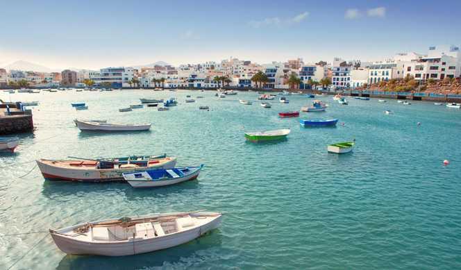 Jour 4 : Arrecife, Lanzarote
