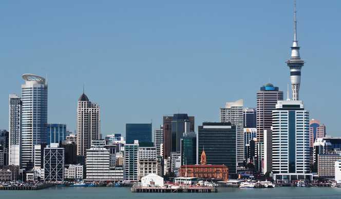 Jour 61 : Auckland