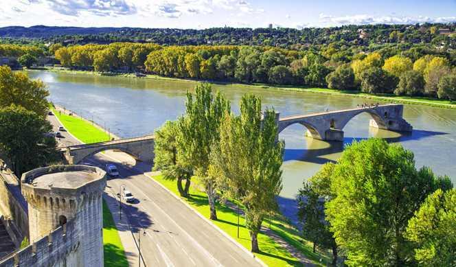 Jour 1 : Avignon