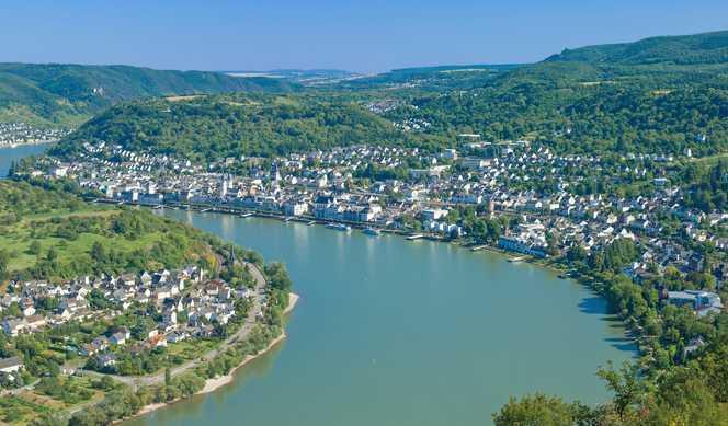 Noël dans la vallée du Rhin romantique   avec Croisieurope
