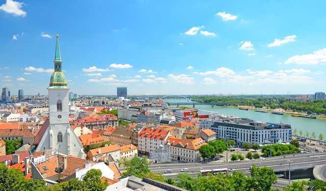 Le beau Danube Bleu   avec Croisieurope