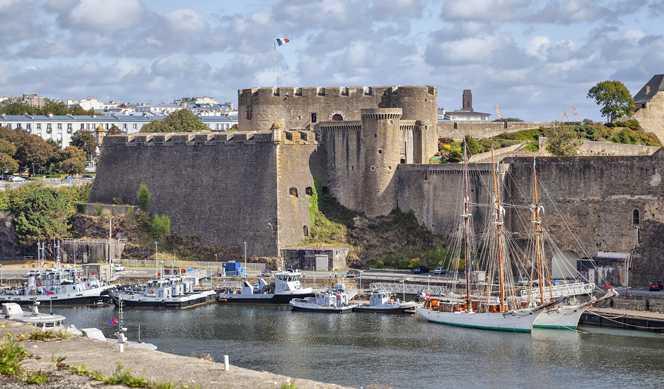Jour 17 : Brest
