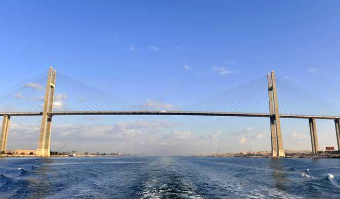 Jour 112 : Canal De Suez
