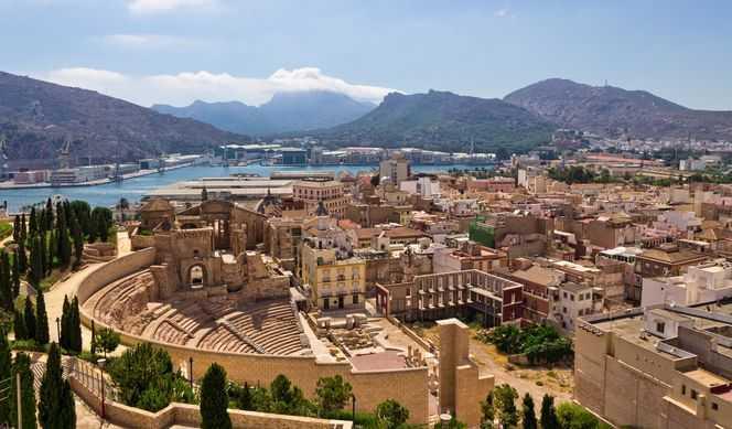 Italie, Espagne, Portugal, Îles Canaries, Maroc avec MSC Croisières