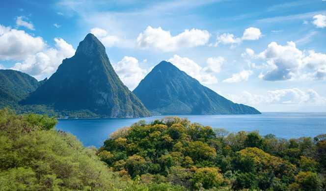 Martinique, Guadeloupe, Sainte-Lucie, Barbade, Trinité-et-Tobago avec MSC Croisières