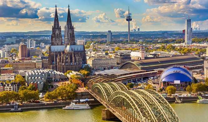 Jour 4 : Cologne