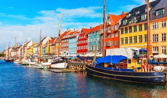 De Copenhague à Berlin   avec Croisieurope