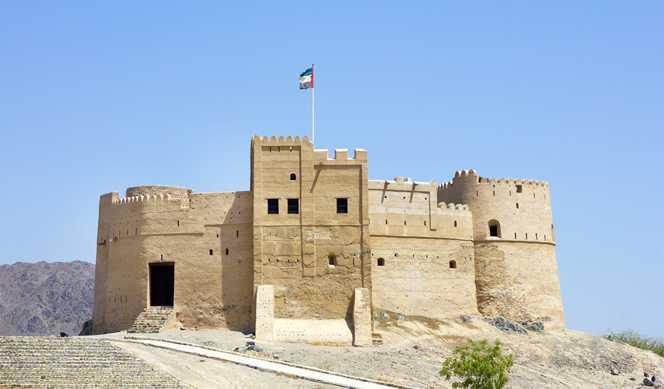 Jour 109 : Fujairah