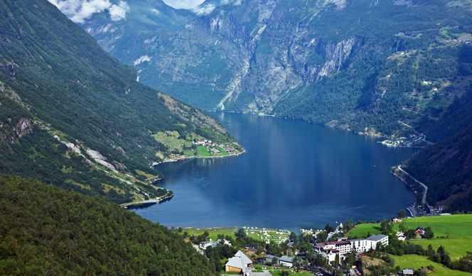 Royaume-Uni, Pays-Bas, Norvège, Islande, Irlande avec Norwegian Cruise Line