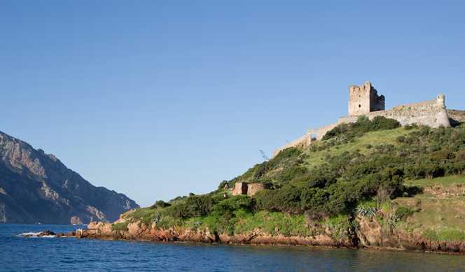 Grand tour de Corse au départ de Nice avec Croisimer