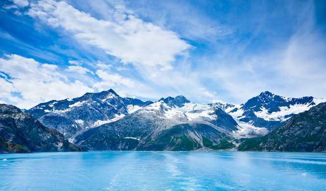 Jour 4 : Glacier Bay
