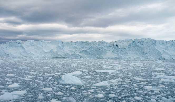 Au-delà de Thulé, Mer de Baffin avec Grands Espaces