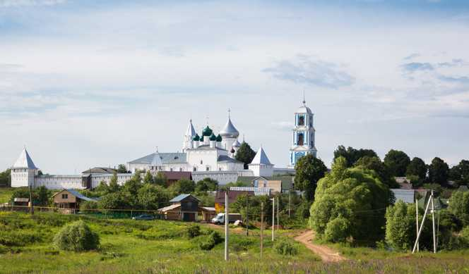 Joyaux de Russie de Moscou à Saint-Pétersbourg avec Rivages du Monde
