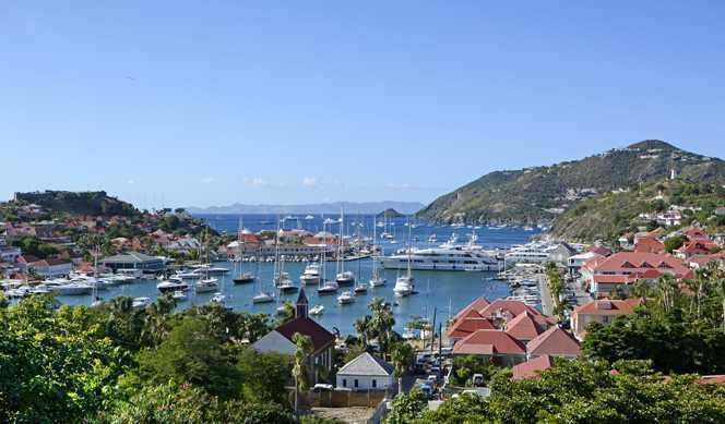 Martinique, Saint-Christophe-et-Niévès, Saint-Martin, Îles Vierges britanniques, Saint-Barthélemy... avec Ponant