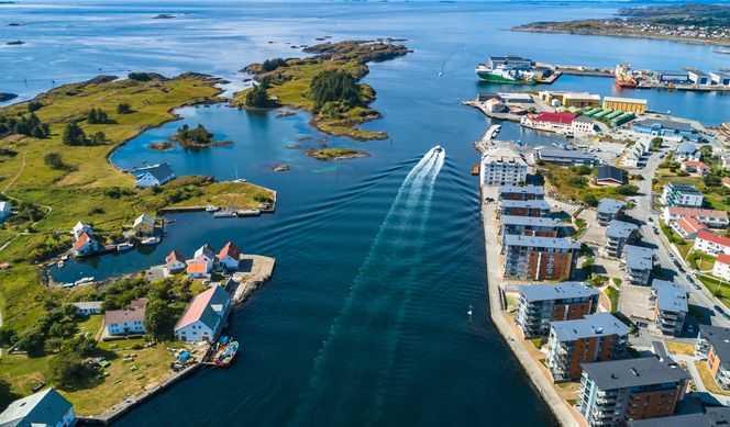 Royaume-Uni, Norvège, Allemagne avec Cunard