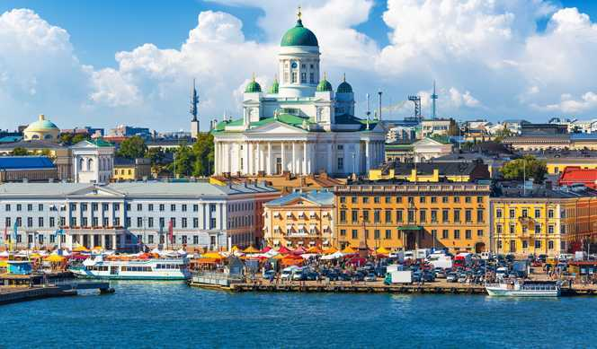 Danemark, Finlande, Russie, Estonie, Allemagne avec MSC Croisières