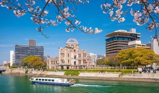Japon, Corée du Sud avec Ponant