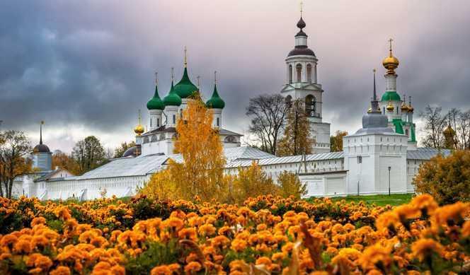Jour 5 : Iaroslavl