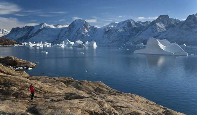 Groenland, Norvège avec Ponant