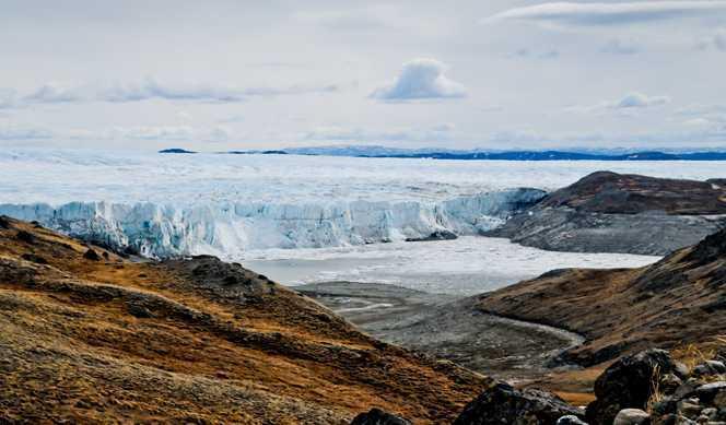 Pics et Glaciers du Groenland avec Grands Espaces