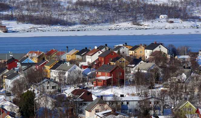Jour 7 : Kirkenes