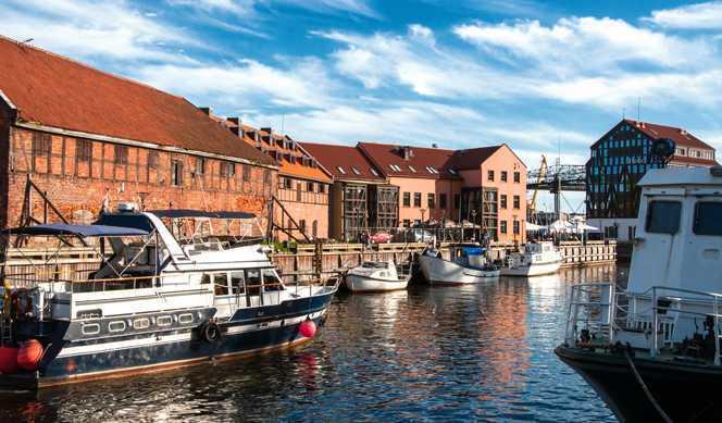 Pays-Bas, Allemagne, Pologne, Lituanie, Finlande avec Norwegian Cruise Line