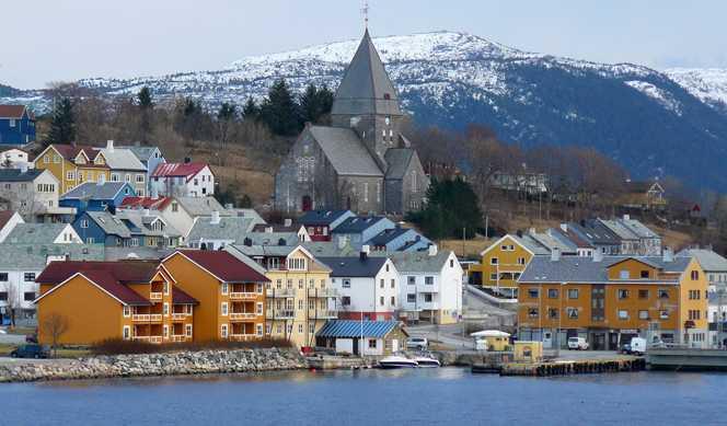 La Magie des Aurores Boréales avec Hurtigruten