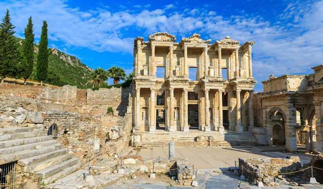 Grèce, Turquie, Égypte, Jordanie avec Ponant