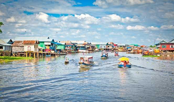 Jour 10 : Lac Tonle