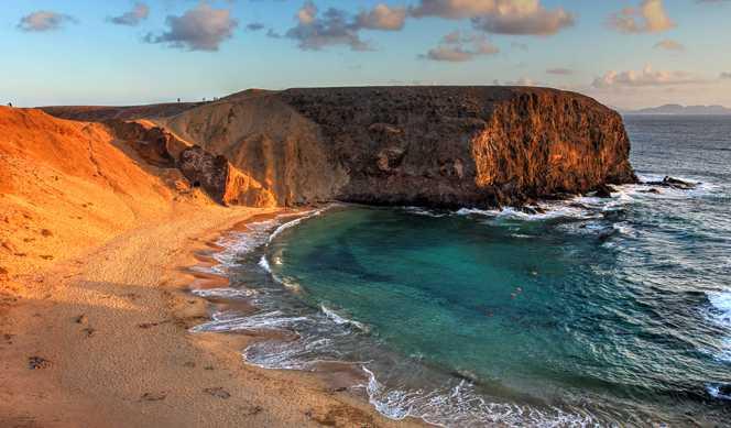 Espagne, Îles Canaries, États-Unis avec Royal Caribbean