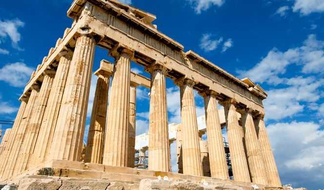 Jour 4 : Le Pirée, Athènes