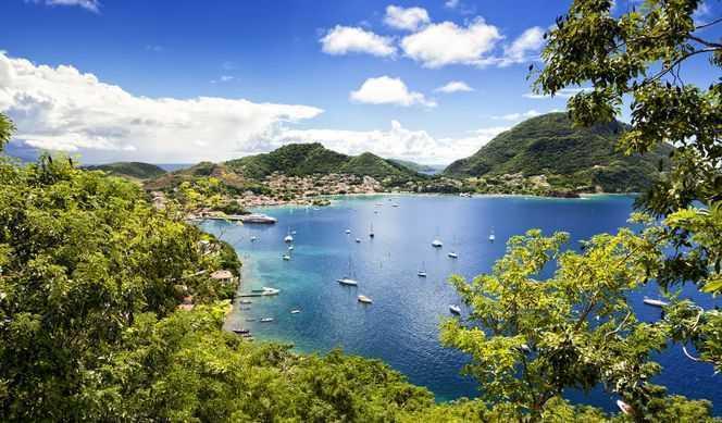 Martinique, Saint-Vincent-et-les-Grenadines, Grenade, Barbade, Sainte-Lucie avec Ponant