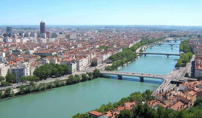 Jour 2 : Lyon