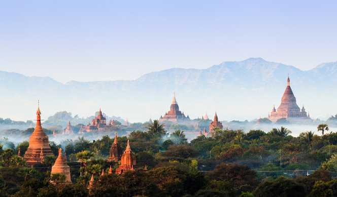 Au coeur de la Birmanie avec Rivages du Monde