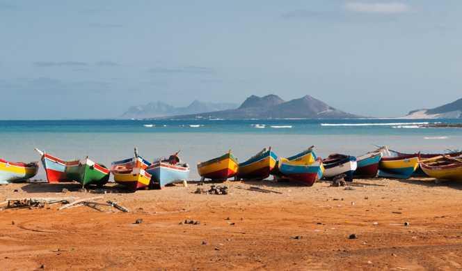 Brésil, Cap-Vert, Îles Canaries, Portugal avec Azamara