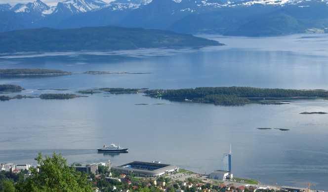 Voyage Classique du Sud au Nord : Bergen - Kirkenes 2020 avec Hurtigruten
